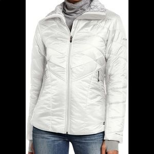 Columbia Women's Kaleidaslope II Winter Jacket Poly Fill Omni-Heat Omni-Shield